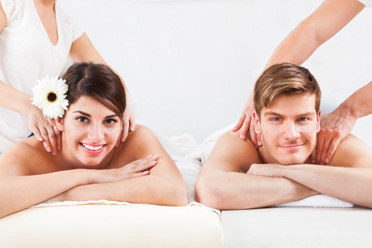 Превосходный эротический массаж